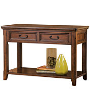 Signature Design by Ashley® Woodboro Sofa Table