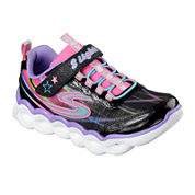 Skechers® S Lights Lumos Girls Light-Up Sneakers - Little Kids