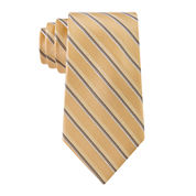 Stafford® Lakeside Stripe Silk Tie
