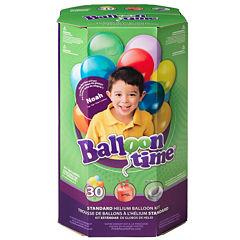 Standard Helium Balloon Kit