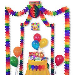 Birthday Party Canopy Decorating Kit