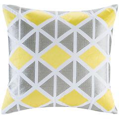 Ideology Elle Square Decorative Pillow