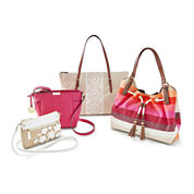 Liz Claiborne® Summer Handbag and Wallet Collection