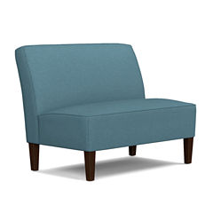 Brodee Curved Square Back Settee