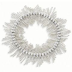 Vieste® Fringed Stretch Bracelet