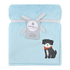 Carter's® Embroidered Blanket