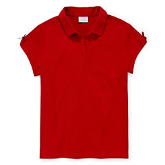 IZOD® Short-Sleeve Polo - Girls 7-16 and Plus