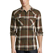 Levi's® Long-Sleeve Sway Flannel Shirt