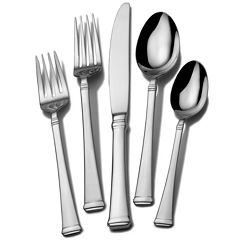 Mikasa® Harmony 20-pc. 18/10 Stainless Steel Flatware Set