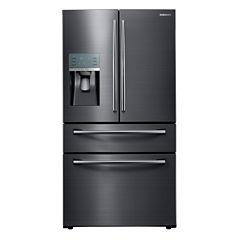 Samsung ENERGY STAR® 28 cu. ft. 4-Door French Door Refrigerator with Food Showcase Design