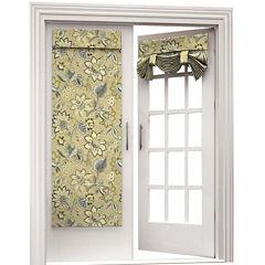Brighton Blossom Rod-Pocket Door Panel