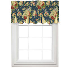 Sanctuary Rose Rod-Pocket Valance