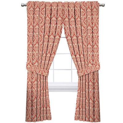 Waverly® Donnington Rod Pocket Curtain Panel