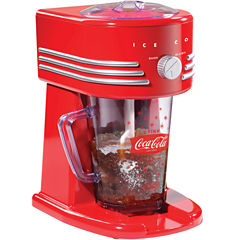 Nostalgia FBS400COKE Coca-Cola 40-Ounce Frozen Beverage Station