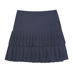 French Toast® Pleated Skort - Preschool Girls 4-6x