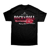 Rock & Roll Graphic Tee-Big & Tall