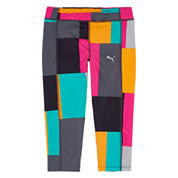 Puma® Tech Capri Pants - Girls 7-16