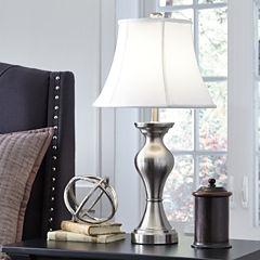 Signature Design by Ashley® Set of 2 Rishona Table Lamps