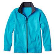 Xersion™ Fleece Track Jacket - Boys 8-20