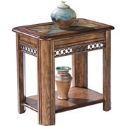 Midwest Chairside Table