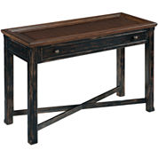 Jonesboro Distressed Single-Drawer Console Table