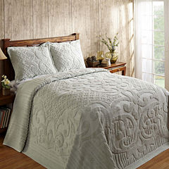 Better Trends Ashton Chenille Bedspread