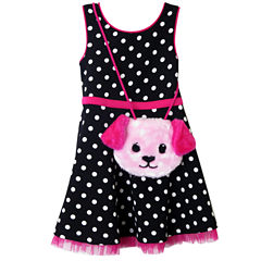 Lilt Sleeveless Skater Dress - Toddler Girls