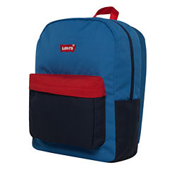 Levi Strong Blue Backpack