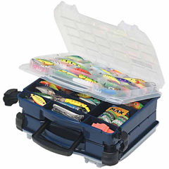 Plano 2-Sided Double-Cover Tackle Box