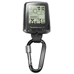 Dakota Weather Station Clip Watch 36991