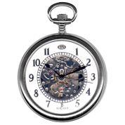 Dakota Men's Berenger Mechanical Dress Pocket Watch 33145