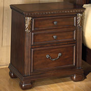 Signature Design by Ashley® Leahlyn 2-Drawer Nightstand