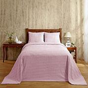 Better Trends Natick Chenille Bedspread