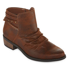 Arizona Bonelle Girls Cowboy Boots