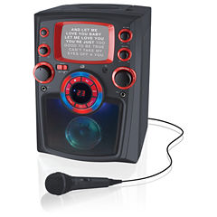 iLive IJMB587B Karaoke System with Bluetooth