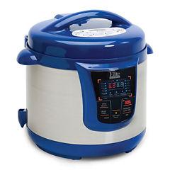 Elite Platinum EPC-808BL 8-Quart Digital Pressure Cooker with 13 Functions