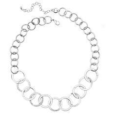Bold Elements 21 Inch Chain Necklace