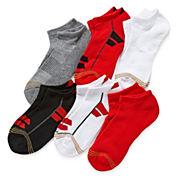 Gold Toe® 6-pk. Ultra Tec No-Show Socks - Boys