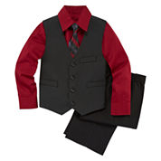 TFW Vest and Pants Set - Boys 4-10