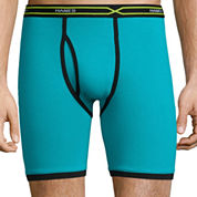 Hanes® 3-pk. X-Temp® Active Cool™ Long-Leg Boxer Briefs