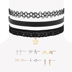 Decree Womens 9-pc. Jewelry Set