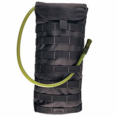 Red Rock Outdoor Gear MOLLE Hydration Pouch - Black