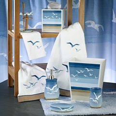 Avanti Seagulls Bath Collection