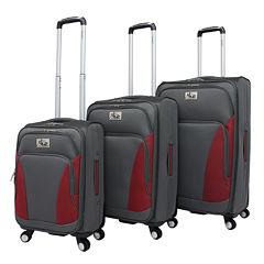Chariot Travelware Prato 3-pc. Luggage Set