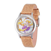Disney Princess Girls Glitz Tangled Strap Watch W002964