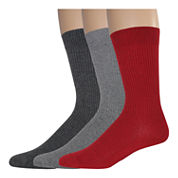 Dockers® 3-pk. Rib Crew Socks