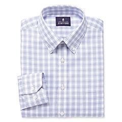 Stafford® Executive Pinpoint Oxford Dress Shirt