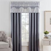 Eva Longoria Home Bethany 2-Pack Rod-Pocket/Tab-Top Curtain Panels