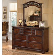 Signature Design by Ashley® Leahlyn Dresser and Mirror