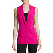 Worthington® Sleeveless Blazer - Tall